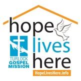 Hope Lives Here Logo